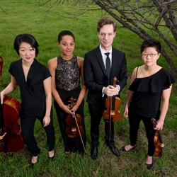 Fall Mini-Residency with the Argus Quartet!